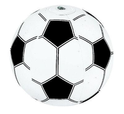 "RhinoMaster Play Blow Up Big Soccer Ball - 16"" Inflatable Beach Ball"