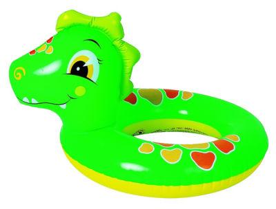 RhinoMaster Play Adventurous Dinosaur Inflatable Swim Ring