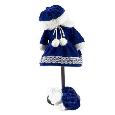 The Queen's Treasures Winter Wonderland For 15 Inch Doll