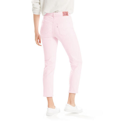 Levi's Skinny Leg Modern Fit Crop Pants