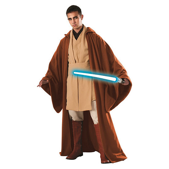Mens Deluxe Count Dooku Robe One Size Fits Most Costume Costume
