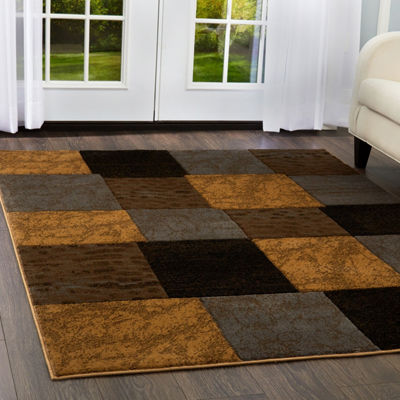 Home Dynamix Tribeca Briar Geometric Rectangular Rug