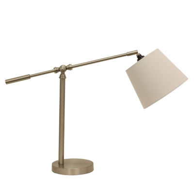 Decor Therapy Adjustable Arm Table Lamp