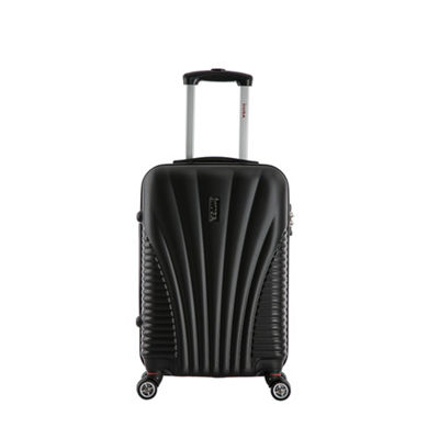 InUSA Chicago Lightweight Hardside Spinner 21 Inch Carry-On Luggage