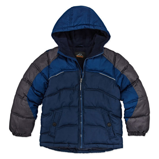 Pacific Trail Heavyweight Puffer Jacket - Boys-Big Kid