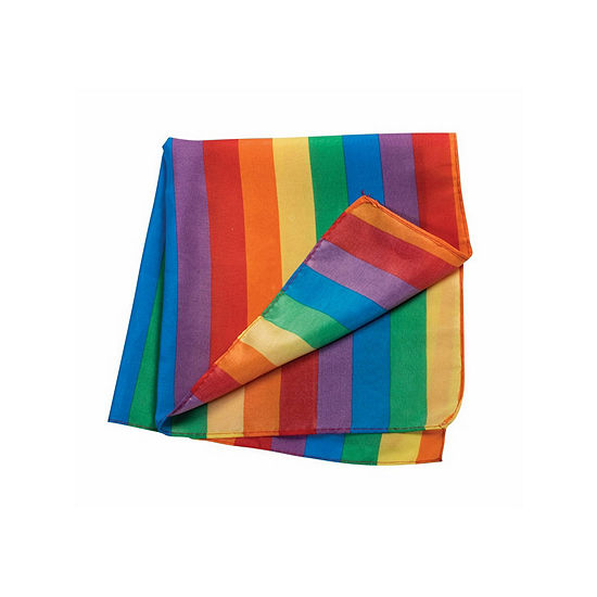 Rainbow Bandana Dress Up Accessory