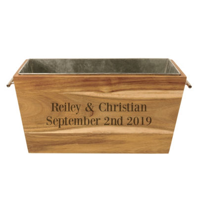 Cathy's Concepts Personalized Beverage Tub