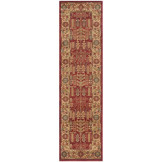 Safavieh Mahal Collection Juniper Oriental Runner Rug