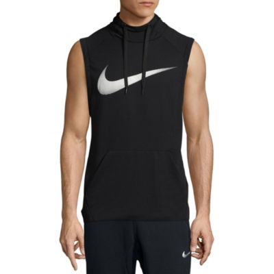 Nike Dry Sleeveless Fleece Hoody