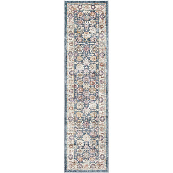 Safavieh Illusion Collection Gavin Oriental Runner Rug