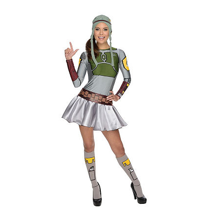 Buyseasons 5-pc. Star Wars Dress Up Costume, X-small , Multiple Colors