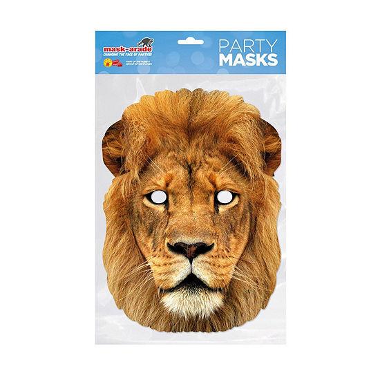 Lion Facemask