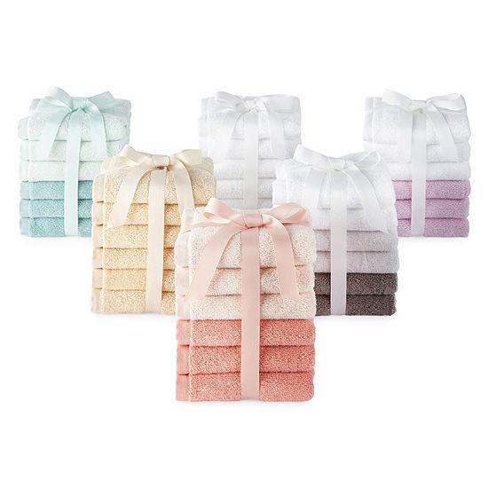 Morgan Home Fashions 6pc Washcloth Set