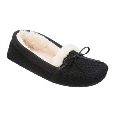 Dearfoams Moccasin Slippers
