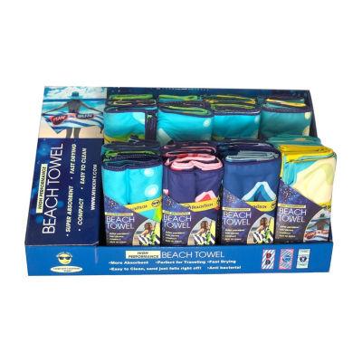 Beachtech Assorted 24pk Beach Towels