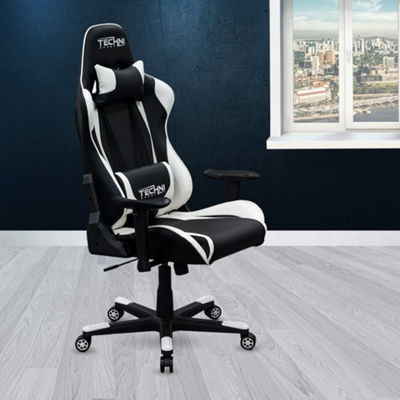 Techni Sport Ts-4600 Ergonomic High Back Computer Racing Gaming Chair