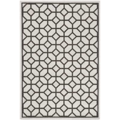 Safavieh Linden Collection Cecil Geometric Area Rug