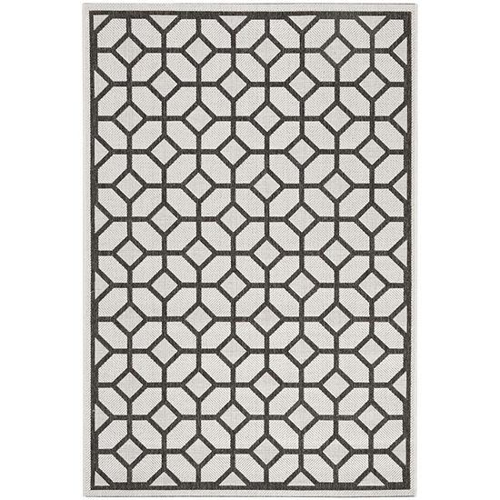Safavieh Linden Collection Cecil Geometric Area Rug
