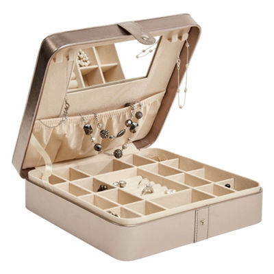 Mele & Co. Deena Fashion Jewelry Case