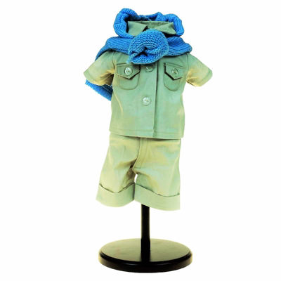 The Queen's Treasures 18 Inch Doll Dr.Goodall Inspired Camp Outfit