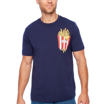 French Fries Pocket Graphic Tee