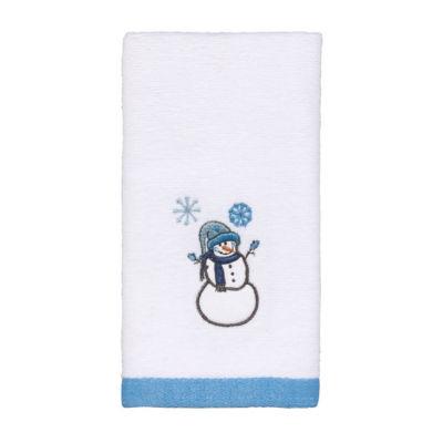 Avanti Let It Snow Fingertip Towel