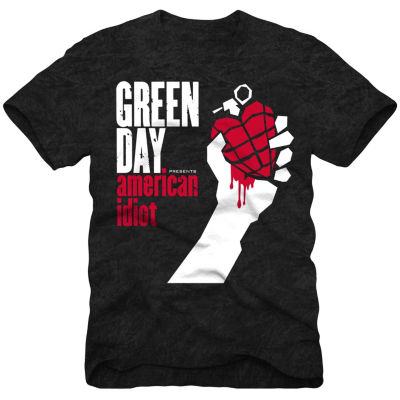 Green Day Graphic Tee