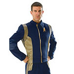 Star Trek Discovery Mens Gold Command Uniform Dress Up Costume Costume Costume