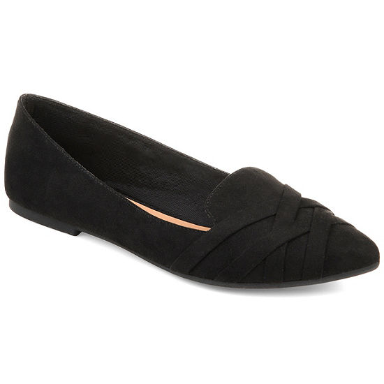545a02df79de Journee Collection Womens Mindee Ballet Flats Slip-on Pointed Toe - JCPenney