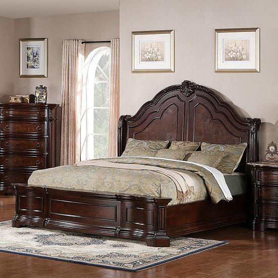Edington King Bed