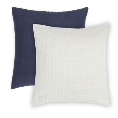 Westpoint Home Double Weave 18x18 Square Throw Pillow