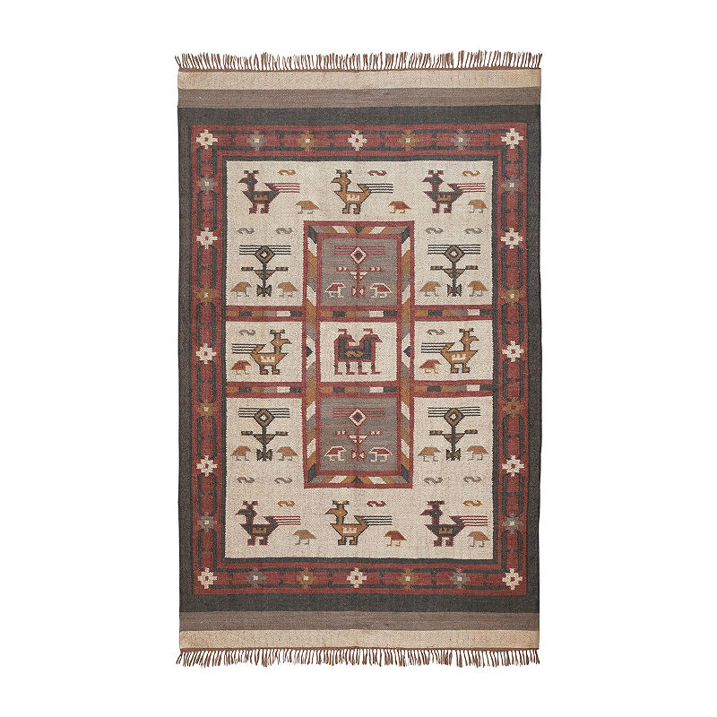 UPC 692789925393 product image for St. Croix Trading Hacienda Tribal Rectangular Rugs | upcitemdb.com