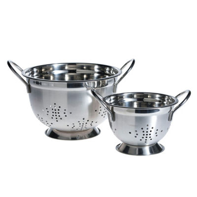 Denmark Stainless Steel 2-pc. Colander