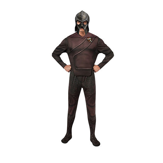 Star Trek Mens Deluxe Klingon Dress Up Costume Costume Costume