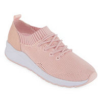 Deals on Arizona Demi Womens Lace-up Sneakers