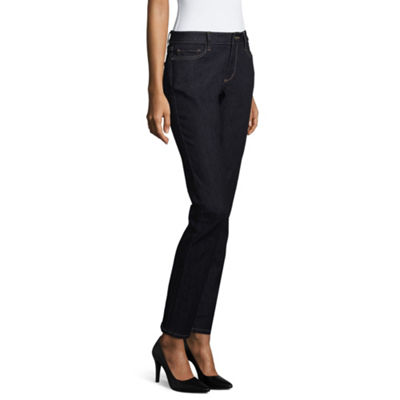 a.n.a Slim Fit Straight Leg Jeans