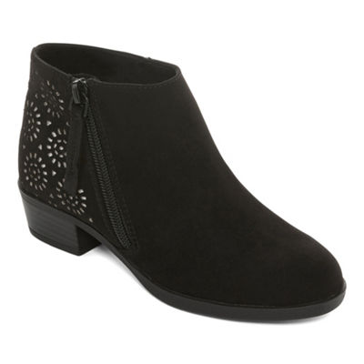 Arizona Girls Freesia Zip Bootie
