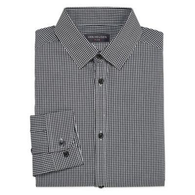 Van Heusen Shirt Boys 8-20 Regular & Husky