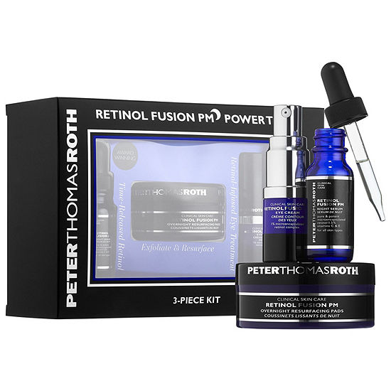 Peter Thomas Roth Retinol Infusion PM Power Trio