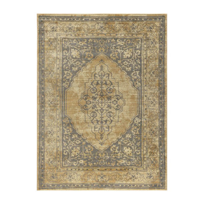 Tayse Harper Transitional Border Rug Collection