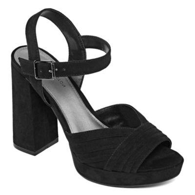 Worthington Felicia Womens Heeled Sandals