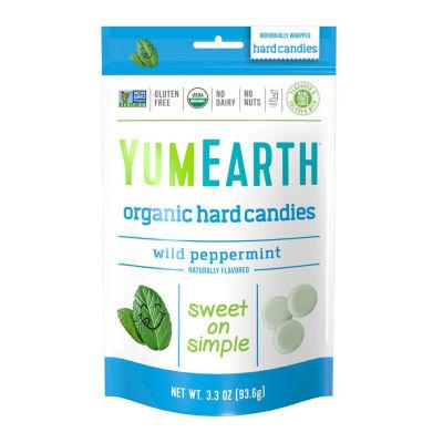 YumEarth Organic Wild Peppermint Hard Candies - 3.3 oz - 3 Pack