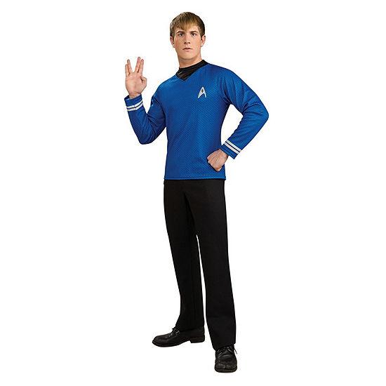Star Trek Mens Deluxe Spock Dress Up Costume Costume Costume