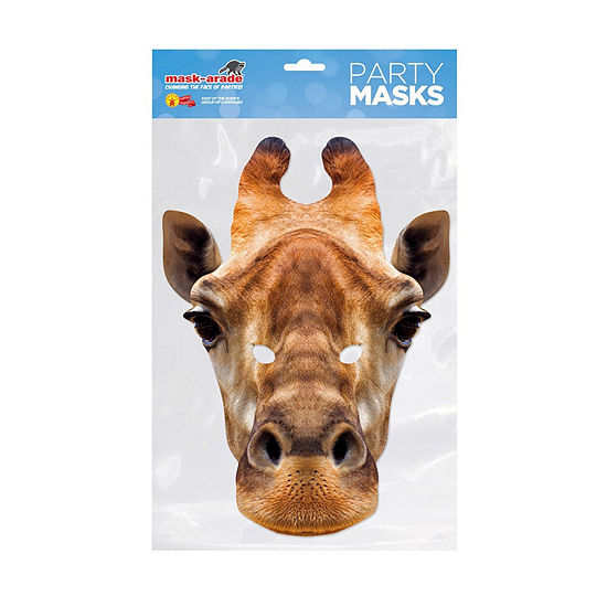 Giraffe Facemask