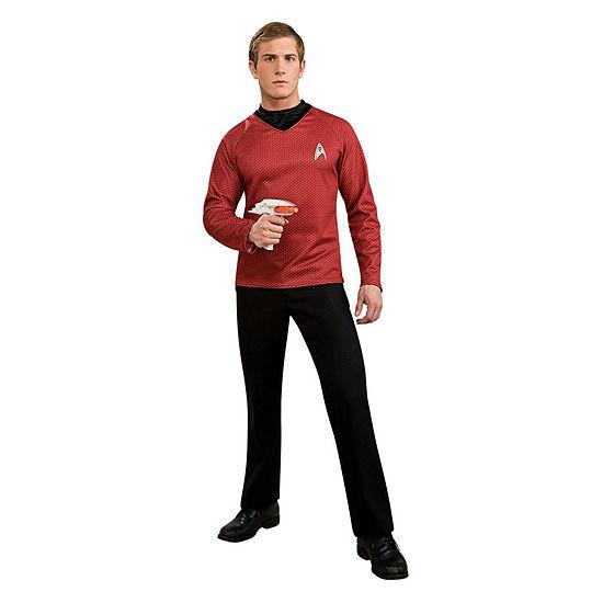 Star Trek Mens Deluxe Scotty Dress Up Costume
