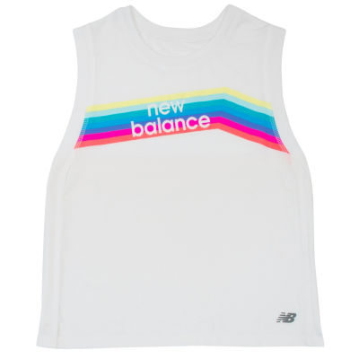 New Balance Tank Top - Big Girls