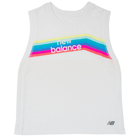 new balance tank top