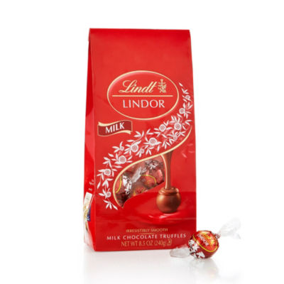 Lindor Milk Chocolate Truffles - 8.5 oz - 2 Pack