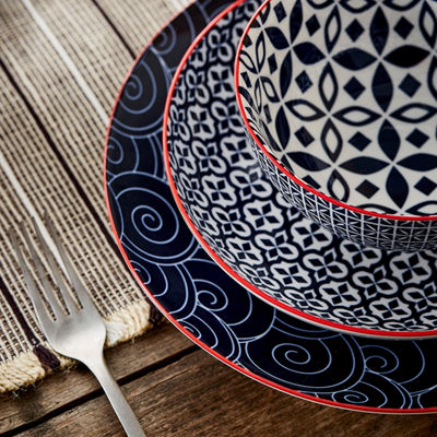Gaia Tablescapes 4-pc. Cereal Bowl