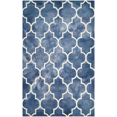 Safavieh Dip Dye Collection Sierra Geometric Area Rug